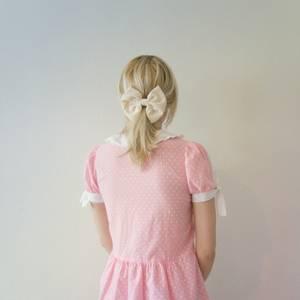 Фото Девушка - блонди с бантов в волосах (© Юки-тян), добавлено: 14.09.2010 20:49