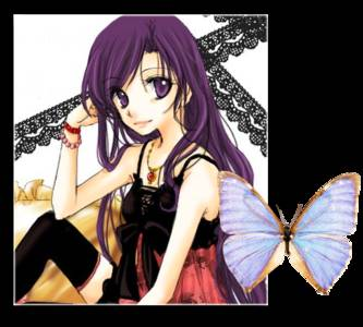 ���� Rei and butterfly (����� '������ ���')