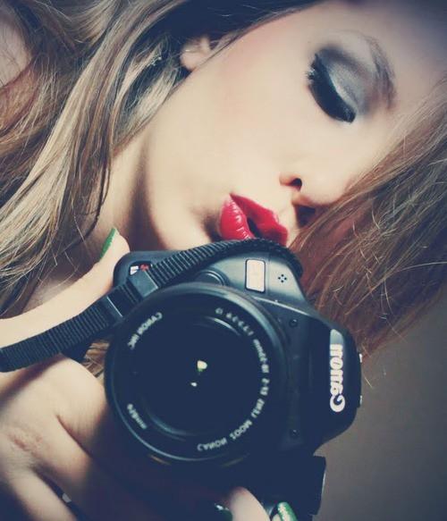 Фото девушек на авуаппаратами