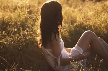 Фото Девушка в поле (© Юки-тян), добавлено: 14.10.2010 15:29