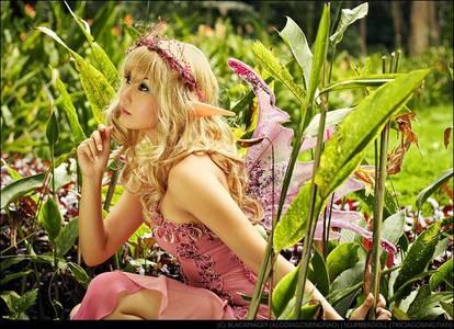 Фото Эльфийка (© Юки-тян), добавлено: 15.10.2010 19:24