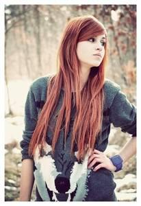 Фото рыжая девушка (© Louise Leydner), добавлено: 17.10.2010 12:01