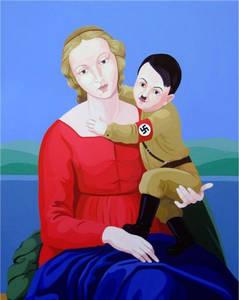 Фото Пресвятая дева с младенцем (© Anatol), добавлено: 22.10.2010 16:42