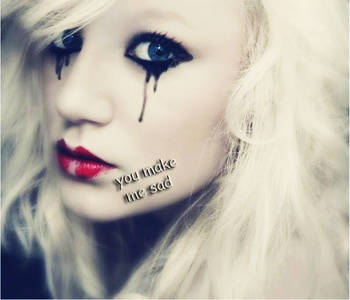 ���� you make me sad (� Louise Leydner), ���������: 25.10.2010 00:28