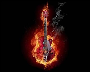 Фото гитара