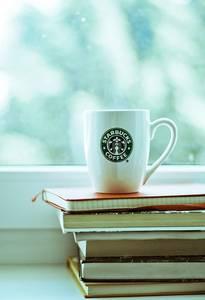 Фото Книги и кружка (© Юки-тян), добавлено: 27.10.2010 17:03