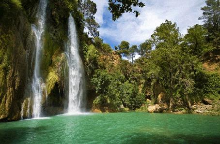 Фото водопад (© Louise Leydner), добавлено: 31.10.2010 02:06