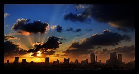 Фото закат (© Louise Leydner), добавлено: 31.10.2010 02:10