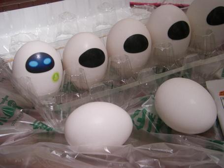 Фото яйца (© Louise Leydner), добавлено: 31.10.2010 02:14
