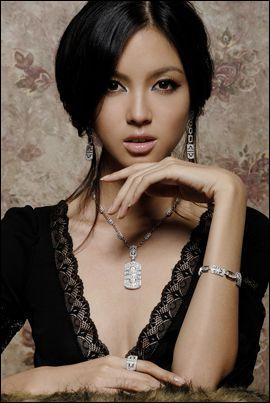 Фото самая красивая китаянка чжан