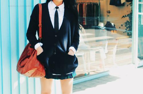 Юки-тян.  Девушки Украшения.  Девушка с сумкой.