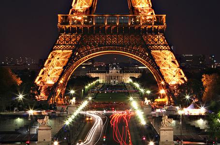 Фото Ночной Париж