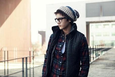 Фото Парень в шапке и очках (© Юки-тян), добавлено: 08.11.2010 15:22