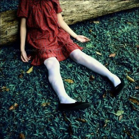 Фото Девушка в платье