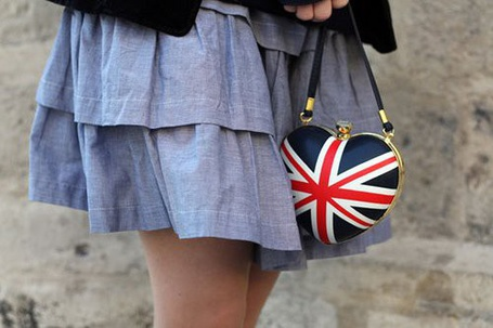 Фото Сумка - британский флаг (© Юки-тян), добавлено: 14.11.2010 15:26