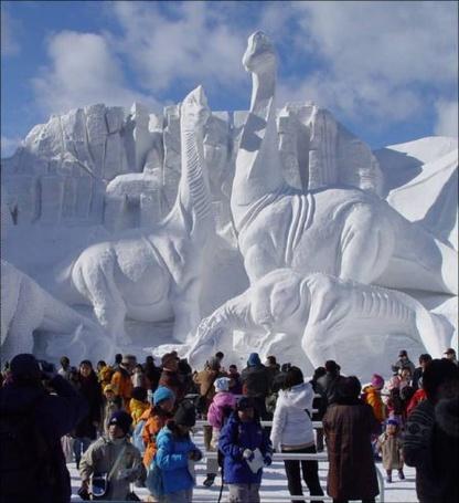 Фото Драконы изо льда (© Штушка), добавлено: 23.11.2010 14:49