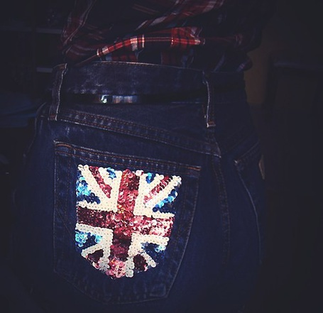 Фото Британский флаг (© Юки-тян), добавлено: 23.11.2010 17:17