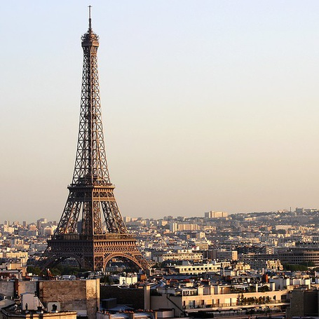 Фото Париж (© Юки-тян), добавлено: 24.11.2010 16:45