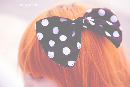 Фото Бант на рыжих волосах азиатки (© Юки-тян), добавлено: 26.11.2010 16:54