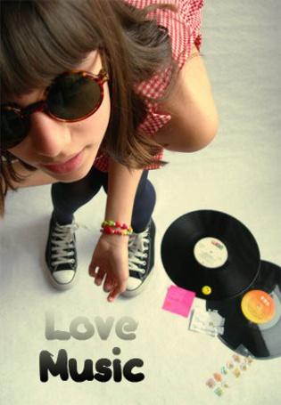 Фото Love music (© Юки-тян), добавлено: 27.11.2010 07:03