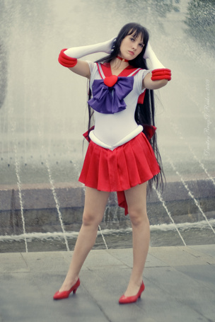 Фото Sailor Mars - Rei Hino