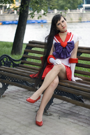Фото Rei Hino - Sailor Mars