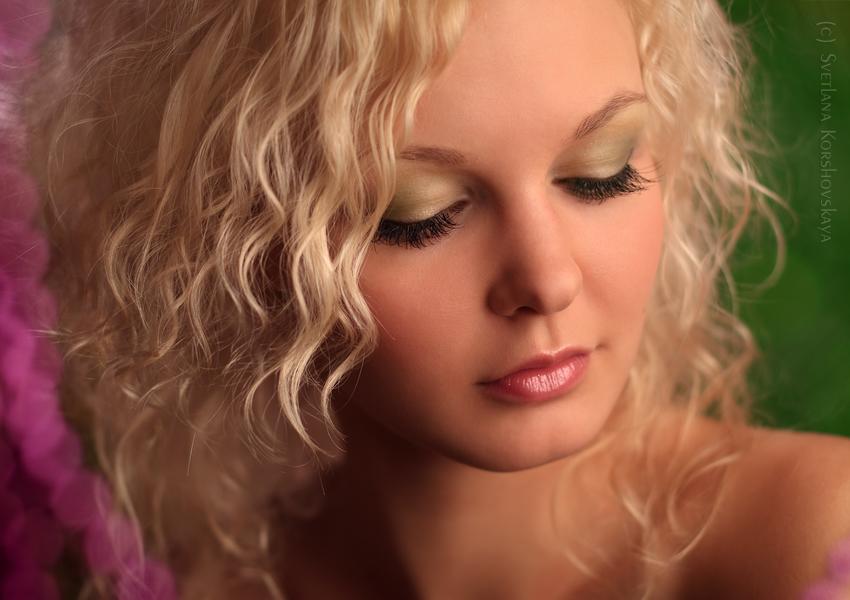 Порно фото блондинка потрясающей красоты