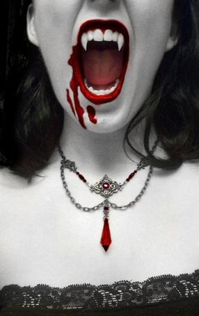 Фото Вампир (© Anatol), добавлено: 01.12.2010 14:44