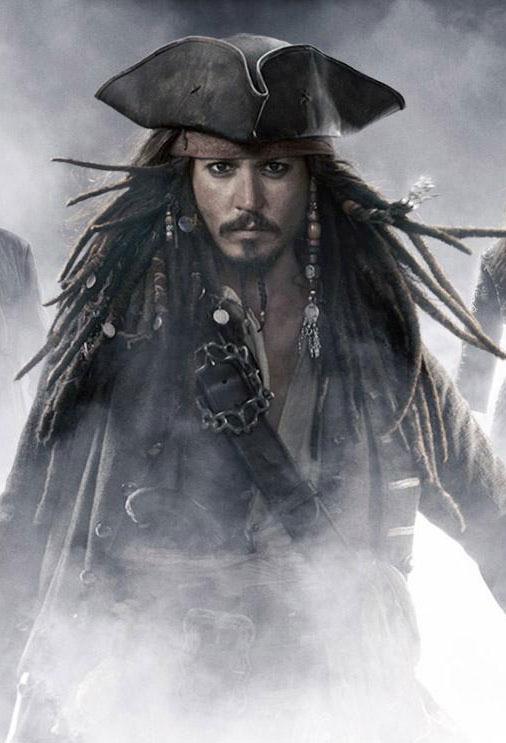 Фото пираты карибского моря джек