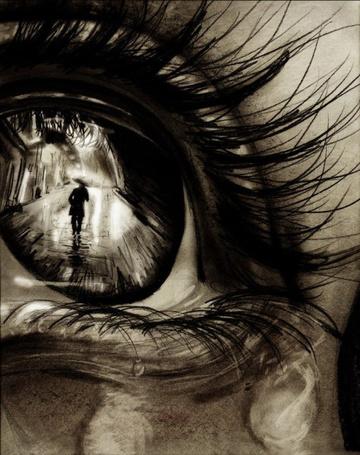 Фото Слёзы наворачиваются.. когда видишь как уходит любимый человек (© Radieschen), добавлено: 07.01.2011 11:47