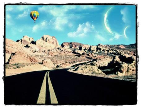 Фото полёт на воздушном шаре (© Флориссия), добавлено: 17.01.2011 14:28