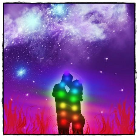 Фото астральная любовь