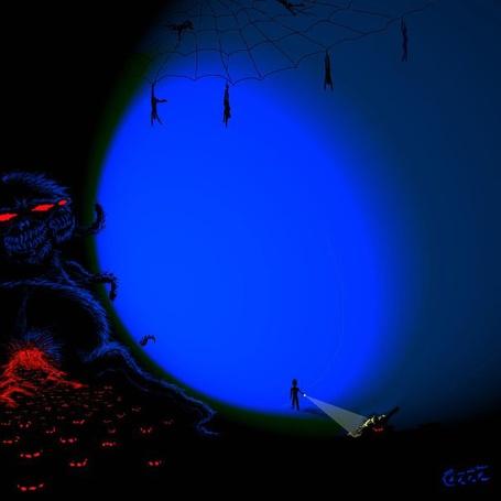 Фото Подземелье с монстрами (© Флориссия), добавлено: 29.01.2011 14:42