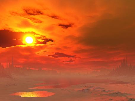 Фото красная зима (альтернативный мир)