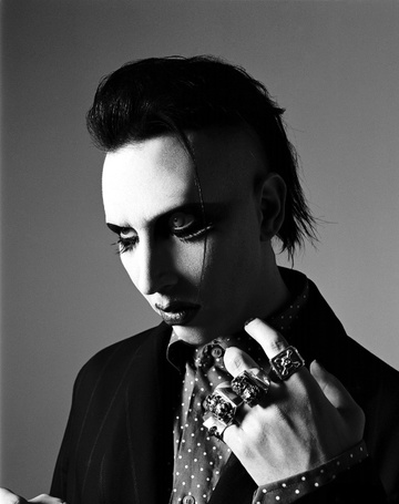 Фото Marilyn Manson (© Electraa), добавлено: 18.02.2011 07:37