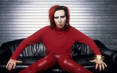 ���� Marilyn Manson (� Electraa), ���������: 18.02.2011 10:28