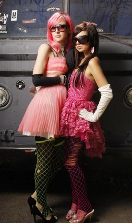 Фото Hanna Beth & Audrey Kitching (© Kim), добавлено: 22.02.2011 10:19