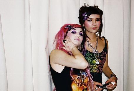 Фото Hanna Beth & Audrey Kitching (© Kim), добавлено: 22.02.2011 10:36