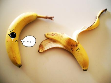 Фото 'Смерть' банана (Noooo) (© Krista Zarubin), добавлено: 22.02.2011 13:07