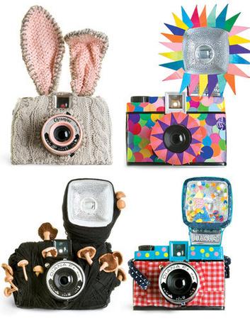Фото Забавные фотоаппараты (© Electraa), добавлено: 24.02.2011 15:22
