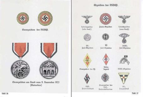 Фото Страница из фашистского брендбука (© Maks), добавлено: 24.02.2011 23:40