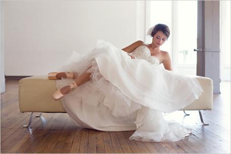 Фото Балерина в пышном платье (© Штушка), добавлено: 27.02.2011 21:38