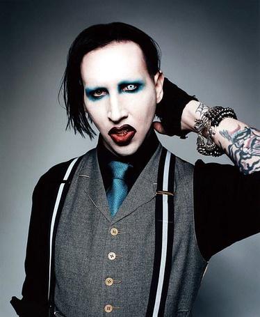 ���� Marilyn Manson (� Electraa), ���������: 07.02.2011 13:46
