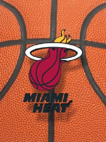 Фото Эмблема баскетбольной команды 'miami heat' (© Volkodavsha), добавлено: 08.02.2011 10:24