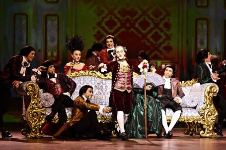 Фото обсуждение Моцарта (© Yuk), добавлено: 09.02.2011 09:16