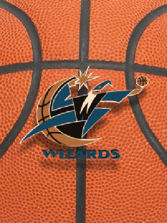 Фото Эмблема баскетбольной команды 'wizards'