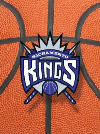 Фото Эмблема баскетбольной команды 'sacramento_kings'