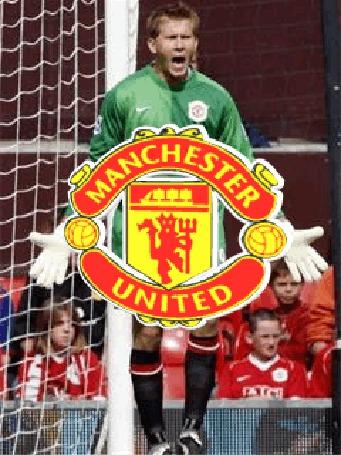 Фото Эмблема ф/к 'manchester united'