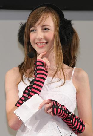 Фото Beckii Cruel. (© Юки-тян), добавлено: 02.03.2011 10:35