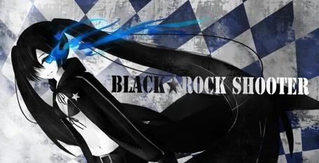Фото Black Rock Shooter